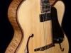 Vintage Natural Guitar Finish