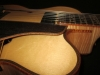 Jimmy Foster Royale 7-String Archtop Guitar #R4 (Heel)