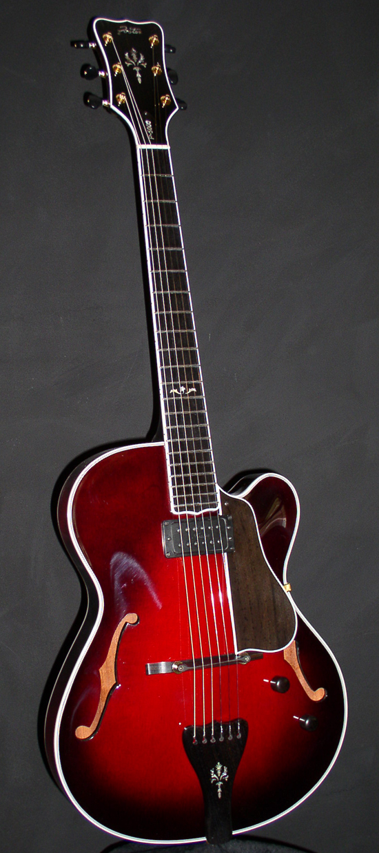 Foster Archtop Guitar: St. Charles Avenue (6-string)