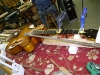Guitar Neck Repair On An Archtop Guitar