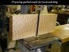 Preparing Quilted Maple - Foster Guitar Shop (New Orleans)