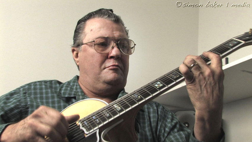 Jimmy Foster: Luthier & 7-String Jazz Guitarist (New Orleans, LA)