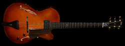 The Basin Street Edition Thinline Archtop Guitar