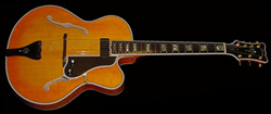 The Crescent City Elite Archtop Guitar