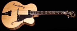 The Royale Archtop Guitar