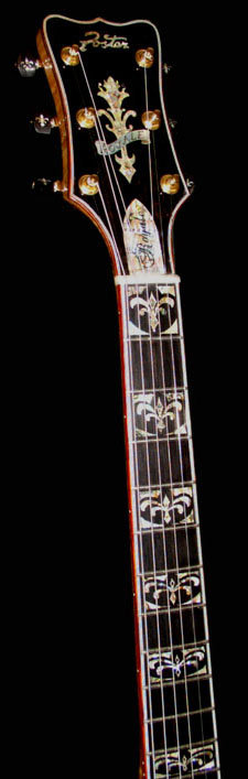 Archtop Guitars : The Royale