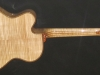 Jimmy Foster Royale 7-String Archtop Guitar #R4 (Back)