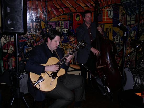 Arkansas Foster Guitar Club: Teddy Ludwig