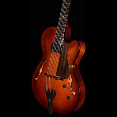 Archtop Guitars | FosterGuitars.com