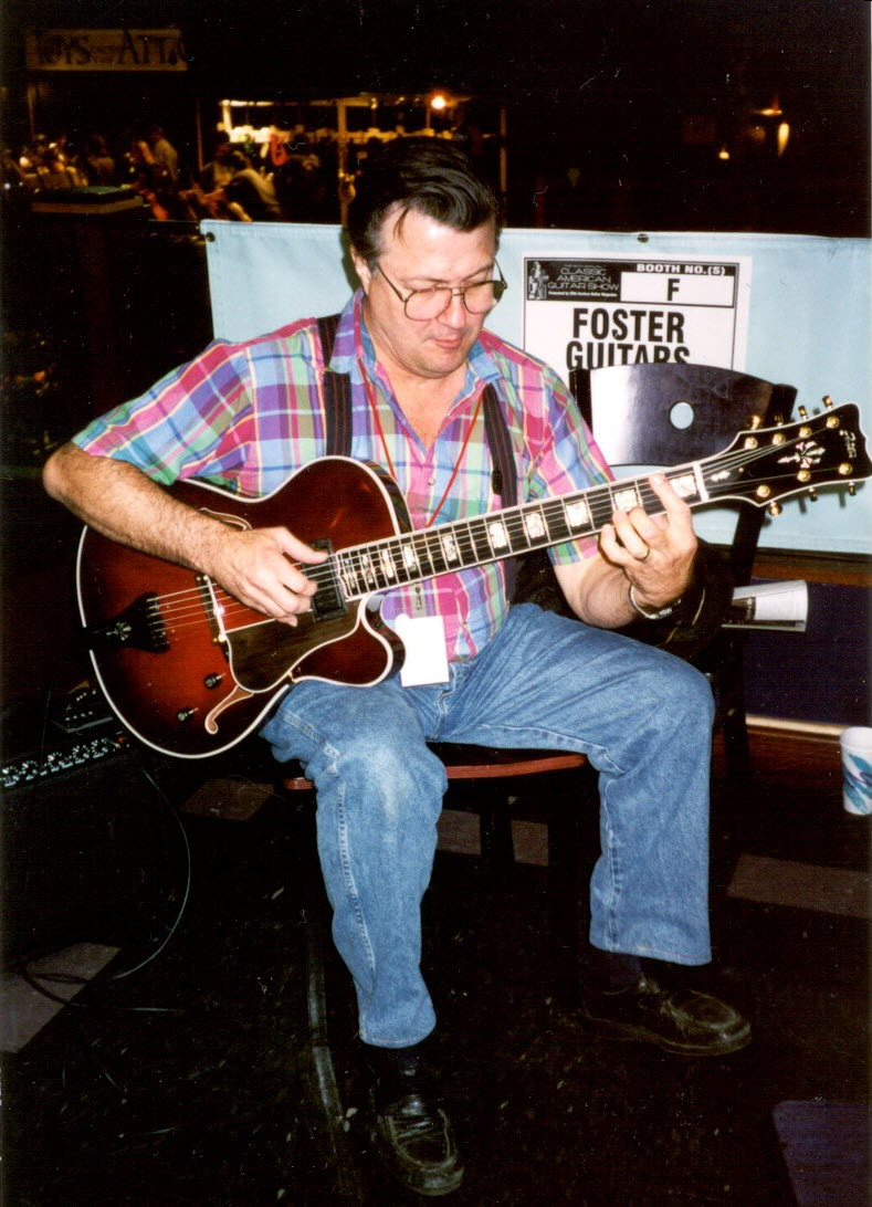 Jimmy Foster (Luthier & Guitarist)