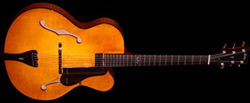 The Avalon Archtop Guitar