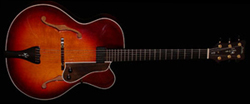 The Crescent City Archtop Guitar