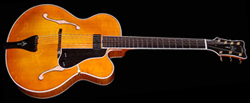 The Crescent City Classic Archtop Guitar