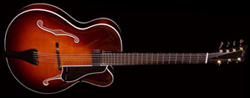 The St. Charles Avenue Archtop Guitar